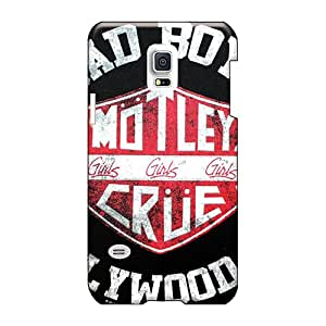 Protective Cell-phone Hard Covers For Samsung Galaxy S5 Mini (xAq12295UPik) Allow Personal Design Lifelike Motley Crue Band Series
