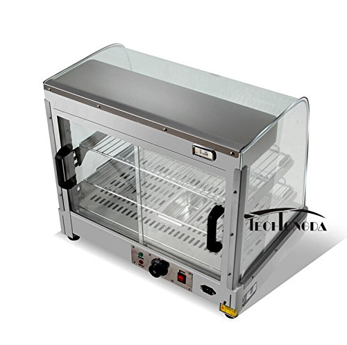 Commercial Kitchen Designer Jobs In Uae: NTBUYING Kitchen&Restaurant Equipment Food Warmer Display 110V Commercial Wooden Package
