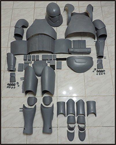 Captain Phasma Stormtrooper Armor Star Wars TFA Costume Prop Kit -