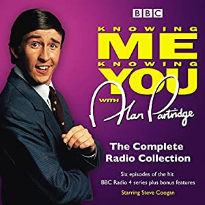 Knowing Me Knowing You with Alan Partridge Radio/TV Program