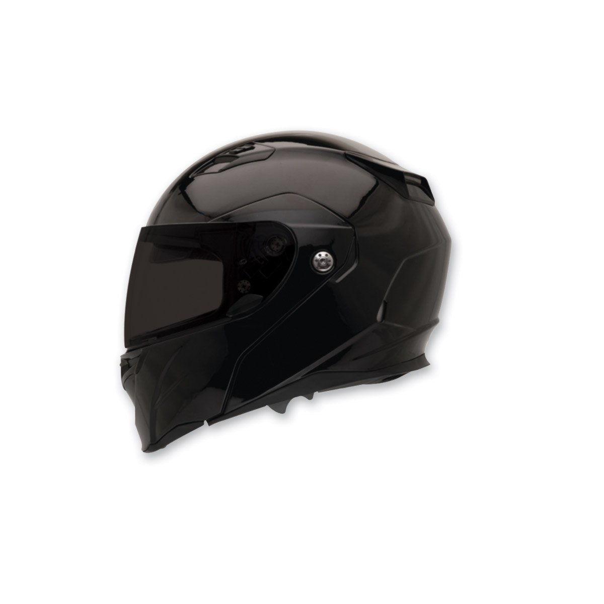 Amazon.com: Bell Revolver Evo Modular Motorcycle Helmet (Black, Large) (Non-Current Graphic): Automotive