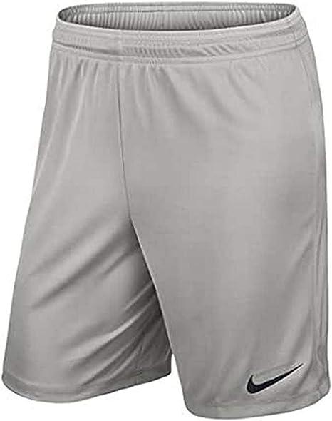 Hombre Pantalones Cortos de Deporte No Briefs NIKE Park II Knit