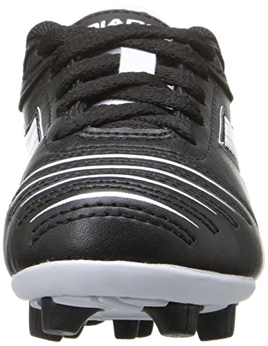 Diadora Kids' Cattura MD Jr Soccer Shoe, Black/White, 11 M US Little Kid by Diadora (Image #4)