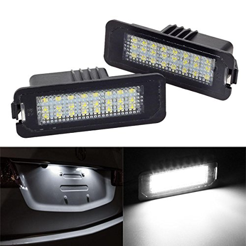 partsam-2pcs-xenon-white-license-plate-led-lights-24-3528-smd-lamp-assembly-for-volkswagen-golf-gti-