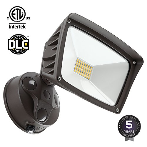 Decorative Exterior Flood Lighting