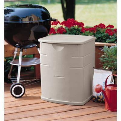 Patio Chic 19.4 Gallon Deck Box - Sand