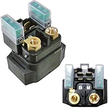 starter relay solenoid yamaha 660 yfm660 grizzly 660 2002 2003 2004 2005  2006 2007 2008