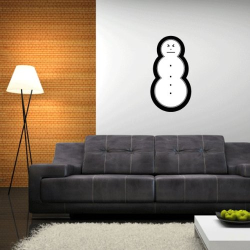 (Young Jeezy Snowman Gangsta Rap Wall Graphic Decal Sticker 25