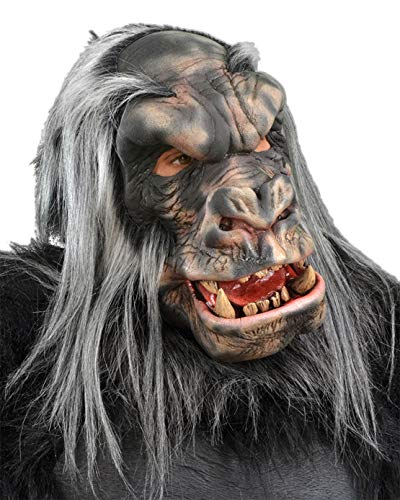 Zagone Ancestor Mask, Ancient Gorilla, Grey Ape,