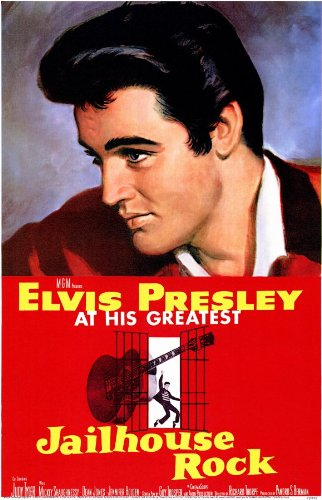 - Jailhouse Rock 11 x 17 Movie Poster - Style A