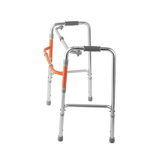 M-JJZX Rollator Ancianos Caminando Ayuda, Andador De Cuatro ...