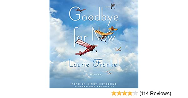 goodbye for now quotes