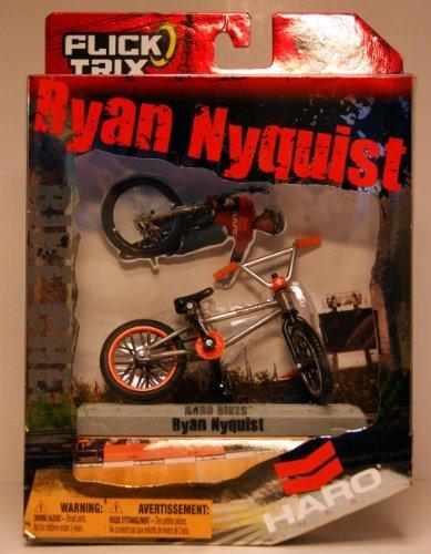 Flick Trix Bike Check Ryan Nyquist Haro Bikes by Spin Master (Image #1)