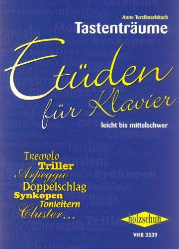Etueden Fuer Klavier. Klavier
