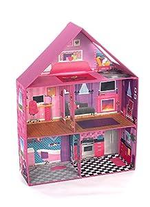 Amazon Com Calego Modern Doll House Toys Amp Games