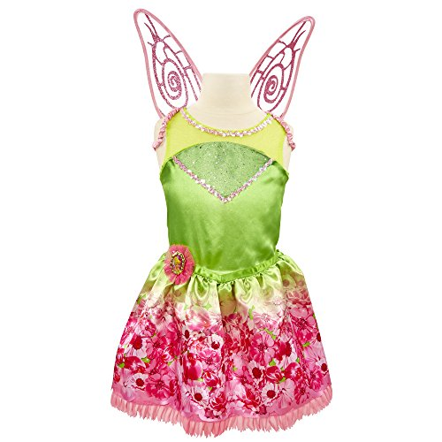 Silvermist Costume (Disney Fairies Tink Pixie Dress)
