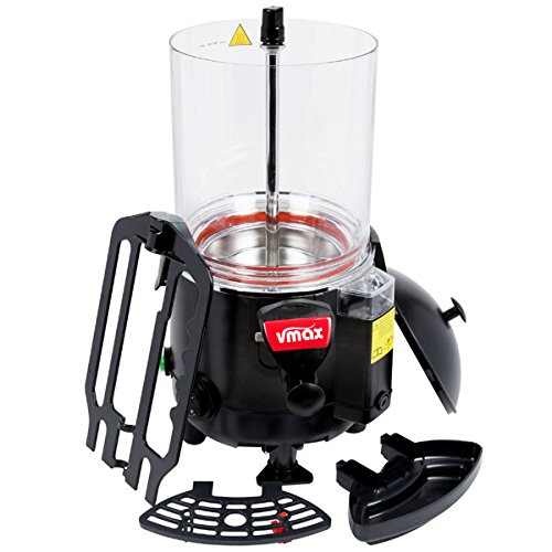 CFO 5 Liters Commercial Hot Chocolate Machine Beverage Dispenser (5 Liters) by vmaisi (Image #6)