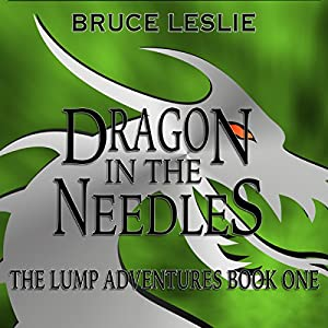 Dragon in the Needles Audiobook