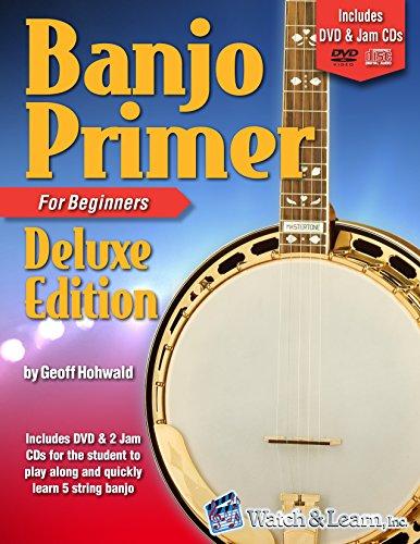 Banjo Primer Beginners Deluxe Access ebook