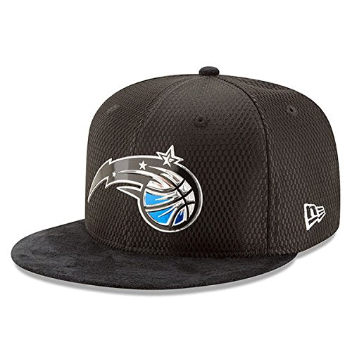 - Orlando Magic New Era 2017 NBA Draft Official On Court Collection 59FIFTY Fitted Hat -Black (7 3/4)