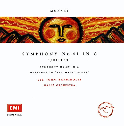 (Phoenixa Series- Mozart: Symphony nos 29, 41, etc/Barbirolli)