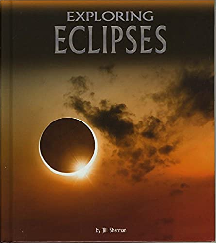 Book Exploring Eclipses (Fact Finders: Discover the Night Sky)