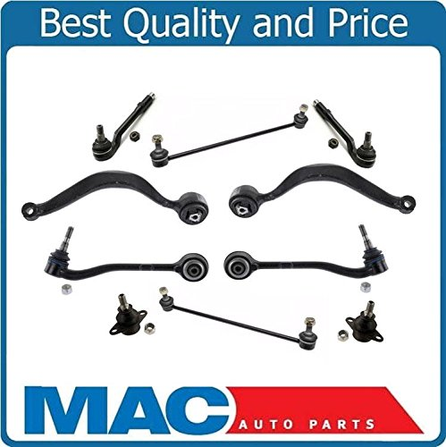 1 BMW X5 Control Arm Ball Joint Tie Rod Stabilzer Link Suspension Kit!! ()