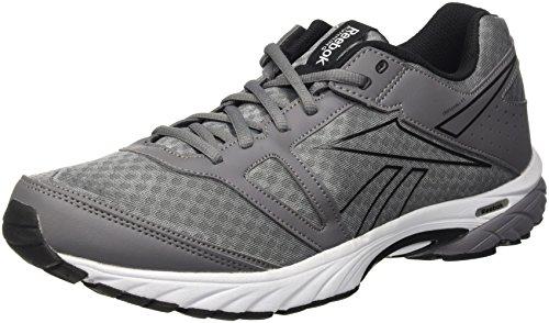 Reebok Triplehall 4,0, Zapatillas de Running para Hombre Multicolor (Black/White/Grey)