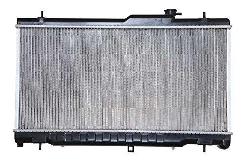 Prime Choice Auto Parts RK1511 Aluminum Radiator
