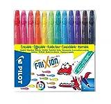 frixion pens 12 pack - Pilot Frixion Colors Erasable Fibre Tip Colouring Pen Pack of 12
