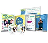 YOUv2 Beginner Health and Fitness Workout 2 DVD Program and Meal Guide