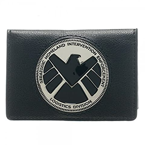 Marvel Agents of S.H.I.E.L.D. Phil Coulson Badge Wallet - Agent Badge