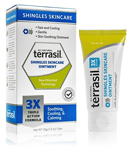 (ZZ - ARCHIVED - Terrasil Shingles Skincare Ointment - 45g Tube)