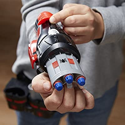 Spider-Man: Homecoming Rapid Reload Blaster: Toys & Games