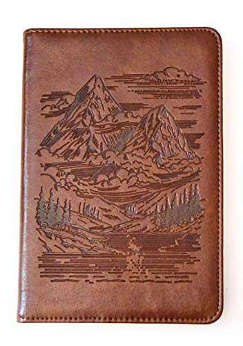 Mountains Writing Journal by