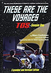 These Are the Voyages: TOS: Season One by Marc Cushman (2013-12-30)