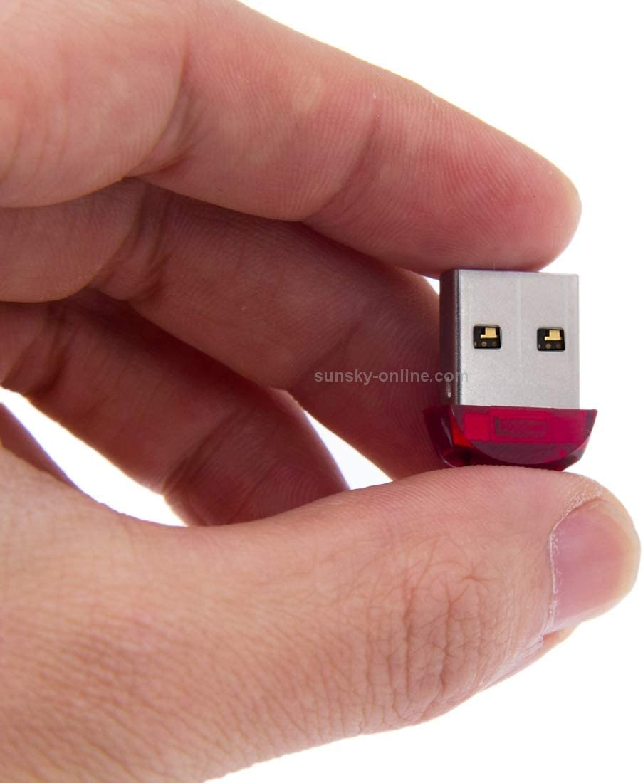 ,Easy to Carry Around. Todayday Normal Diamond Cut Style 16GB Mini USB Flash Drive for PC and Laptop Red