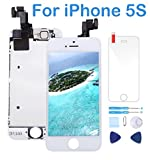 proximity sensor iphone 4 - Screen Replacement for iPhone 5S White 4.0