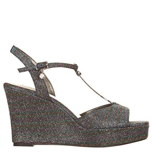 VialeScarpe O6-sa0456mu_40 - Sandalias de vestir para mujer multicolor multicolor 40 Multicolor