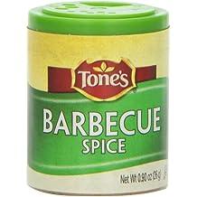 Tone's Mini's Barbecue Spice, 0.90-Ounce