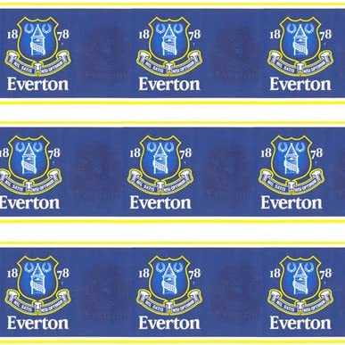 Everton F C Wallpaper Border Amazon Co Uk Sports Outdoors