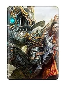 MaritzaKentDiaz Scratch-free Phone Case For Ipad Air- Retail Packaging - Warhammer Mark Of Chaos Battle March