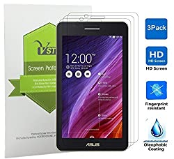 Asus Memo Pad 7 Lte Screen Protector, Vstn® Ultra-thin (3 Pack) Hd Clear Protector For Asus Memo Pad 7 Lte Tablet . (3 Pcs)