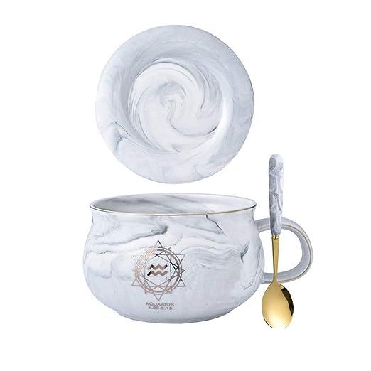 qwdf 12 Constelaciones de cerámica Taza de Leche Caliente Horno de ...