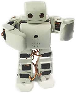 Vivi Robot Humanoide Plen2 para Arduino Impresora 3D 18 DOF Robot ...