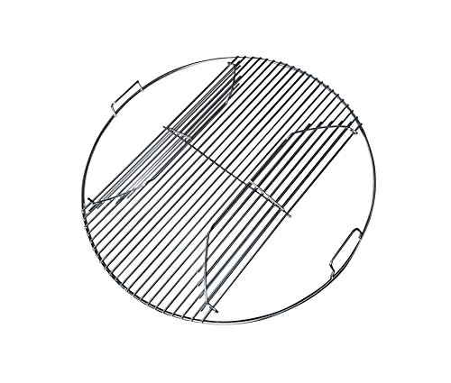 soldbbq Grid Compatible with 22.5 Inch Weber Charcoal Grills ()