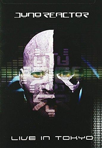 DVD : Juno Reactor - Live In Tokyo (DVD)