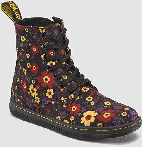 Dr. Martens Girl's Marley Boot,black,3 M Eu / 4 M Us Big Kid