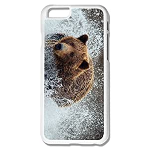 IPhone 6 Cases Bear Design Hard Back Cover Cases Desgined By RRG2G