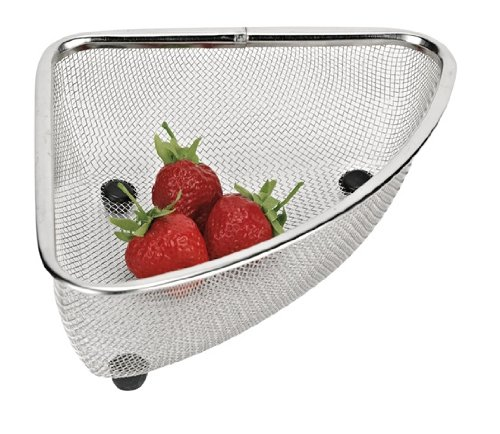 Stainless Steel Corner Strainer Basket